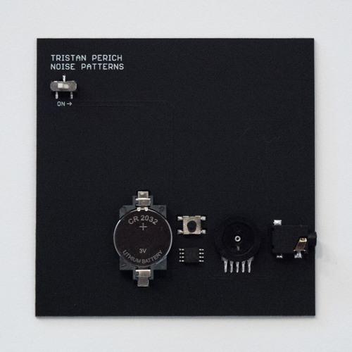 Tristan Perich - Noise Patterns: Excerpt