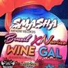 BENCIL & NAVINO - WINE GAL (SMASHA BASSHALL REMIX) - ANTHONY RECORDS