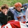(BTS V&Jungkook)-If you (Large room ver.)