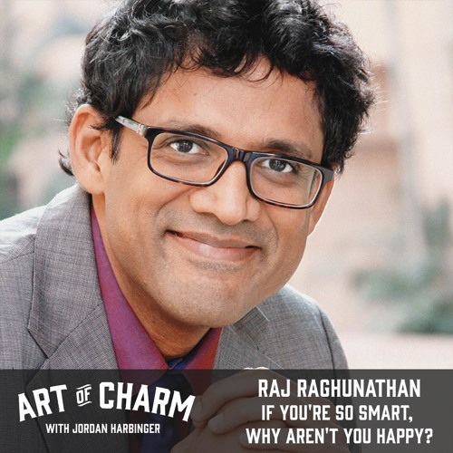 518: Raj Raghunathan | If You're so Smart, Why Aren't You Happy?