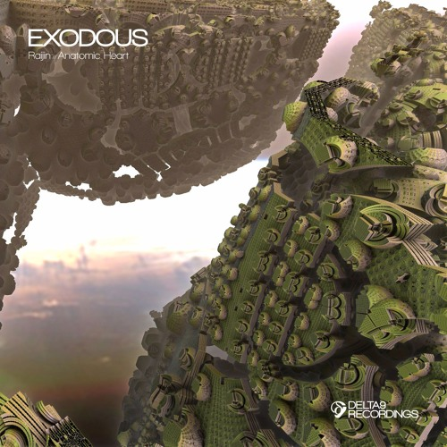 [D9FREE015] Exodous - Anatomic Heart (FREE DOWNLOAD)