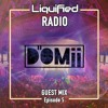 Liquified Radio: Episode 005 - DOMii