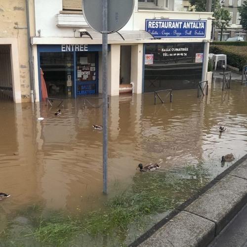 European Flooding