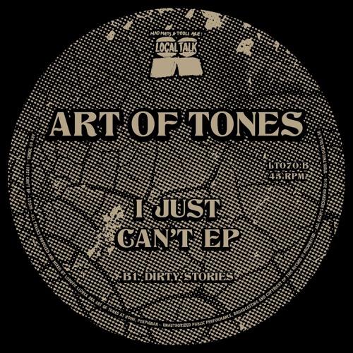Art Of Tones - Dirty Stories (12'' - LT070, Side B) 2015