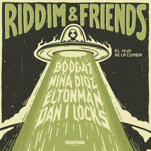 EP - Riddim & Friends Vol 1 - El Hijo de la Cumbia ( MP3 Download Free )