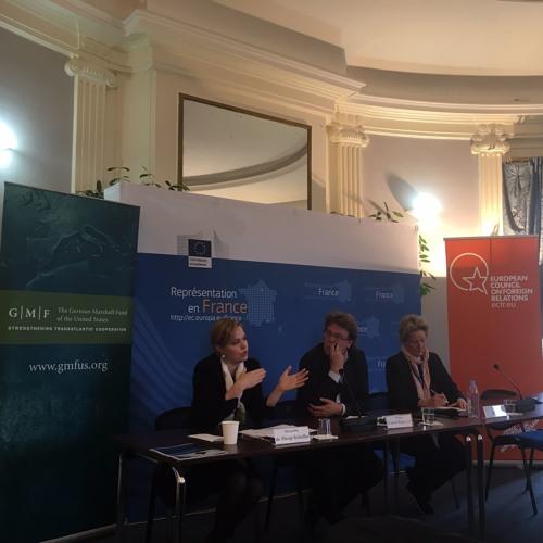 """Podcast n°2 séminaire """"La coopération franco-allemande à l'aune des crises européennes"""""""