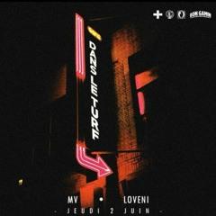 Mv feat Loveni / DANS LE TURF
