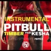 Pitbull Featuring Ke$ha - Timber (Jump Smokers Extended Remix) [Official Instrumental]