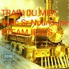 Train du midi by #TEAMJESUS The one who is victorious will, like them, be dressed in white. I will never blot out the name of that person from the book of life, but will acknowledge that name before my Father and his angels.