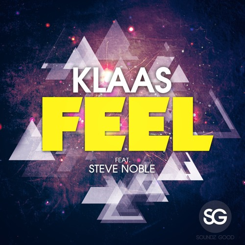Klaas, Steve Noble - Feel (Radio Edit)
