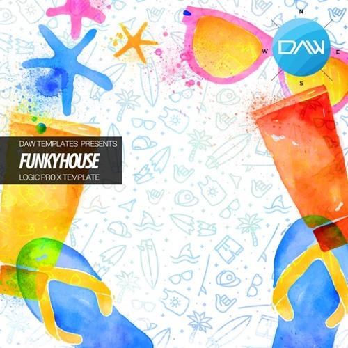 Funky House Logic Pro X Template