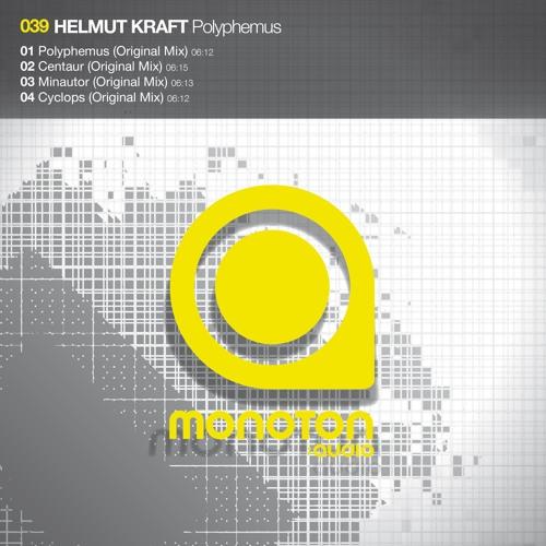 MNTNPC039 - MONOTON:audio pres. Helmut Kraft