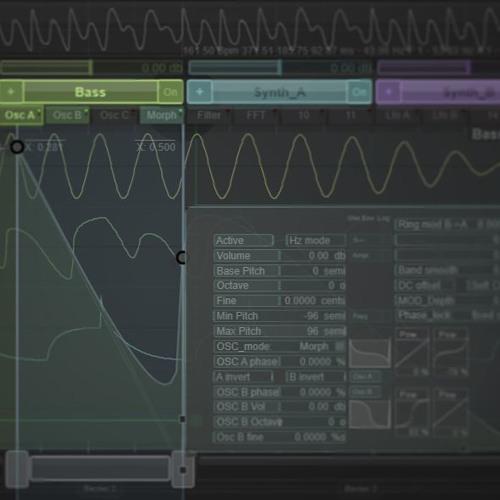 FX23 - C SYNTHESIS - preview (hitech 161.50 bpm)