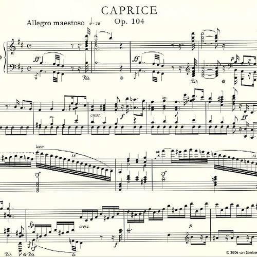 Kalkbrenner Caprice Opus 104