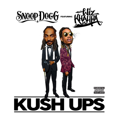 Snoop Dogg - Kush Ups featuring Wiz Khalifa