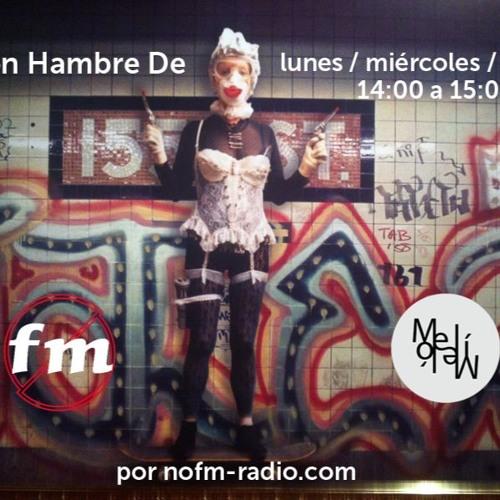 #ConHambreDe 2016 en NoFm-Radio