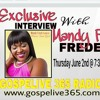 Exclusive Interview With D Roy From Gospellive365 Com Radio Mp3