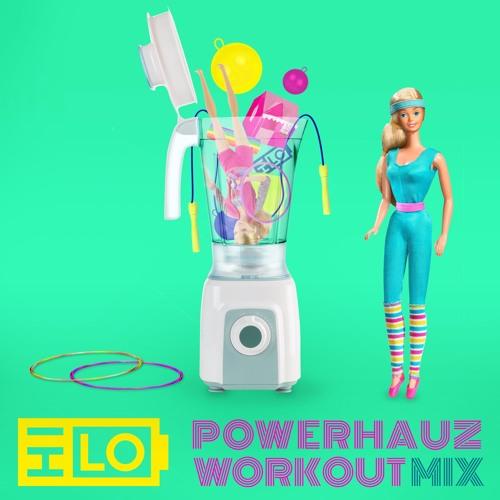 HI-LO POWERHAUZ WORKOUT Mix 1 - June 2016 by HI-LO | HI-LO