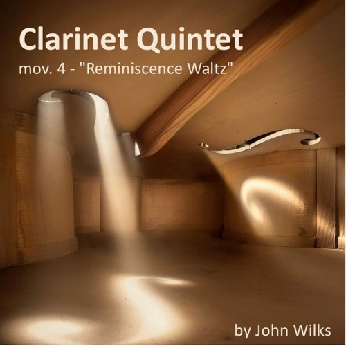 Clarinet Quintet Movement 4 - Reminiscence Waltz