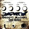 Djapatox - Groove Machine (SADi Remix)