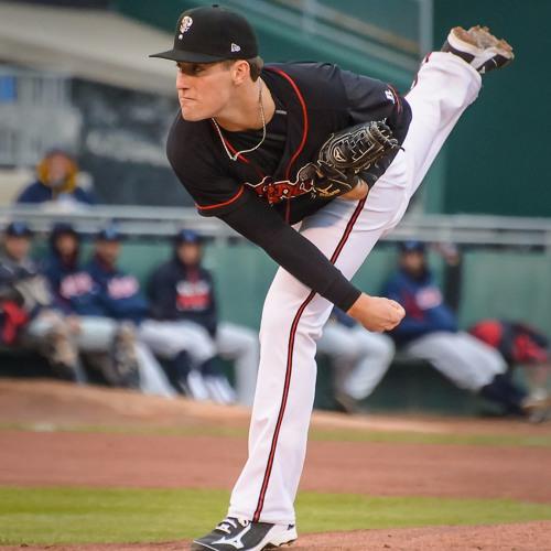 Lugnuts pitcher Sean Reid-Foley, June 2nd