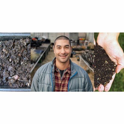 Tad Hussey: Aerated Compost Teas