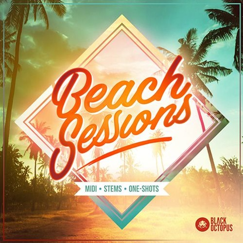 Black Octopus - Beach Sessions
