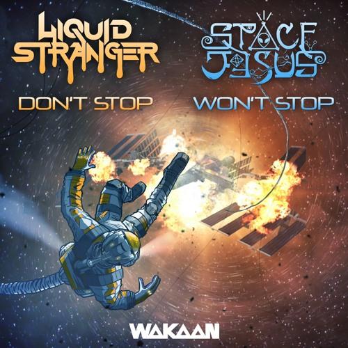 Space Jesus ft. Esseks - Won't Stop (Original Mix)