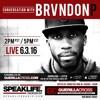SPEAKLIFE Radio: New Music Friday - BrvndonP + Brinson Conversations [Episode 12]