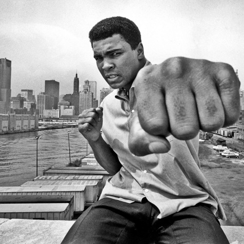 """Damn Some Money"" Muhammad Ali Julius Lester 1968 Mark Torres David Gomez Frank Aragon Mix"