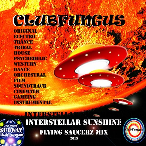 InStellar-Sunshine-Flying-Saucerz-Instrumental-Mix ☀️