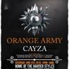 Cayza (Orange Army) Live At Masif Wars