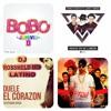 DJ ROSSMELD MIX LATINO MIX _Andas EnMi Cabeza _EL Bobo _Tan Fácil _ DUELE EL CORAZON