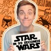 Star Wars in 99 seconds (Jon Cozart/Paint)