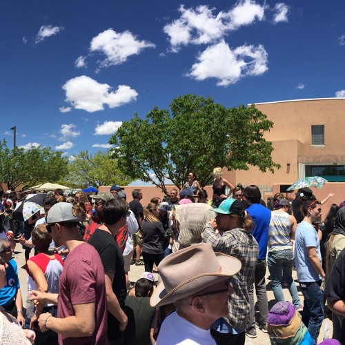 Let's Go: Bernie Sanders at Santa Fe Community College