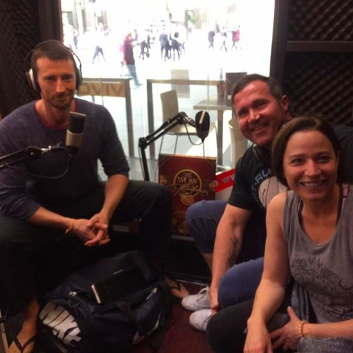 Dr Sonja Pettersen - Special Guest on Episode 38 of Under The Bar Podcast