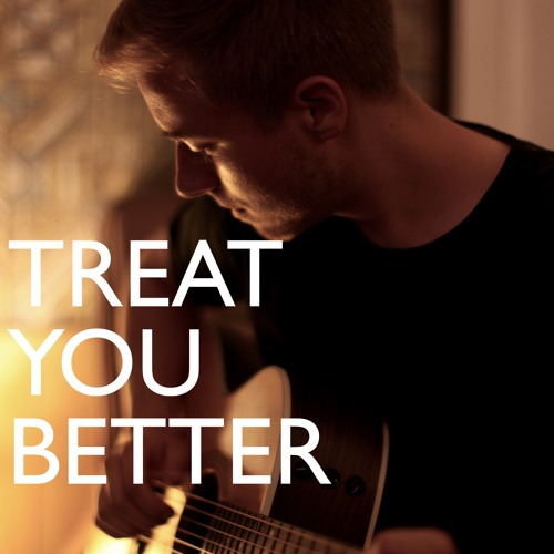 Treat You Better - Shawn Mendes (Acoustic Cover)