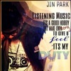 jin park - be with me