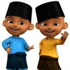 Happy Ramadhan! (feat Upin Ipin)