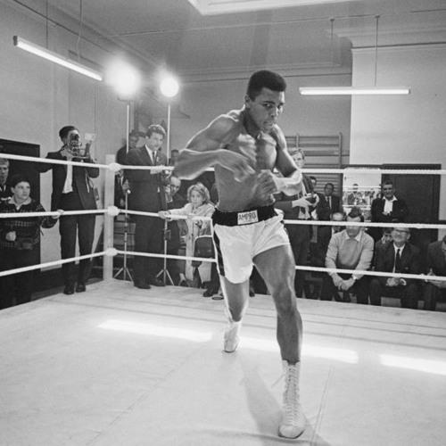 Episode 122 - Muhammad Ali Tribute, Vargas-Salido Postfight, Martinez-Lomachenko Preview