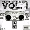 TASTE OF THE 90'S MIX PART 1 MP3 Download