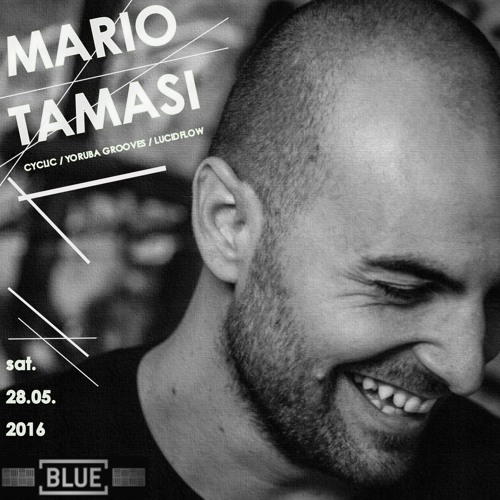 Mario Tamasi @ Blue Bar Luzern 28.05.2016 (free download)