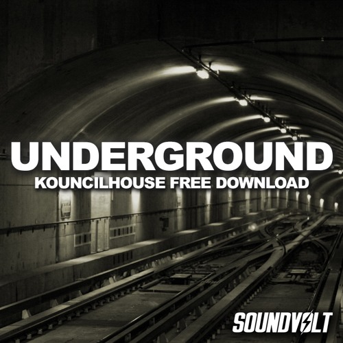 Underground downloadable by kouncilhouse kouncilhouse for Classic underground house tracks
