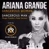 Roger Franklin - Dangerous Man (Dangerous Woman Male Version) (Ariana Grande Cover)