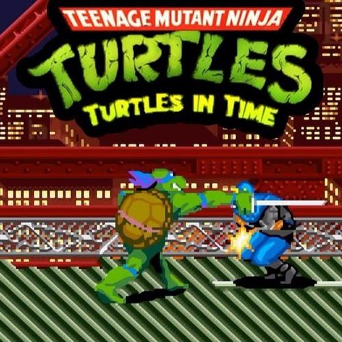 Episode 37: Teenage Mutant Ninja Turtles: Turtles In Time
