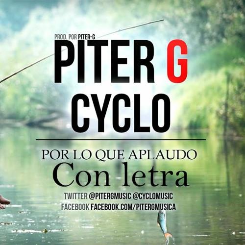 Piter-G  | Por lo que aplaudo