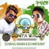 Suno Gaur Se Duniya Walo(Desh Bhakti Mix)Dj Rahul Kanani Nd Dj Hari Surat-2016