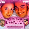 Download Such Keh Raha Hai Deewana (Break UP Mashup 2016)Dj Rahul Kanani Nd Dj Hari Surat Mp3