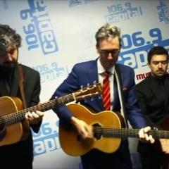 David Myles On CAPITAL FM