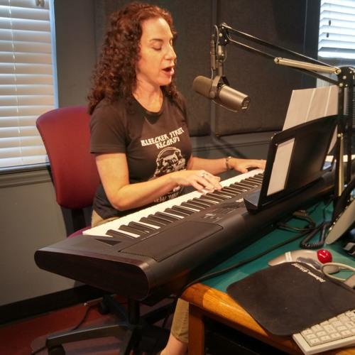 Elisa Peimer On WFDU - FM's TRADITIONS 6-5-16